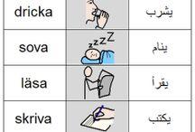 Olika språk