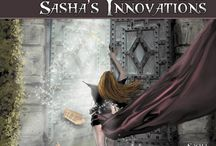 Sasha George Books   Others / These are books I have written, and others who I participated in.