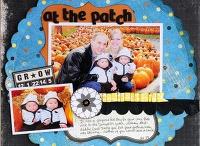 Scrapbook - Halloween / by Denise Gus