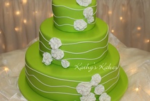 cakes / by Trudy Coppin