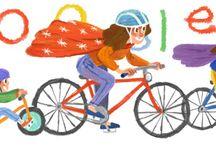 Doodles / Celebrating Google