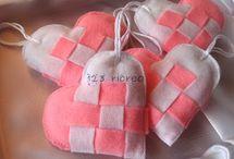 Cuore / Tanti fai da te per creare dei cuori -  heart DIY