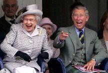 Ahhh Blighty!! / Rule Britannnia, Britannia rules the waves....