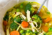 Chicken broth recipes