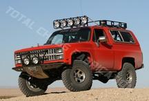 GMC Blazer 73 - 82
