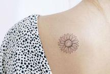 Tattoo girasol