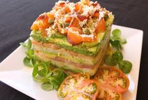 milhojas saladas