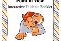 Literacy - Interactive Foldables