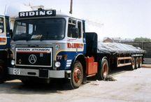 Seddon Atkinsons Trucks