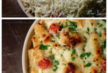 Food - Savory Recipes