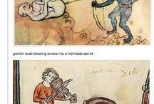Medievalpainting memes