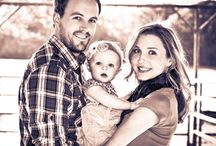 Family Photo Ideas / by Jessica Anderson