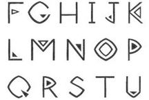Fonts and type