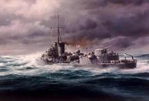 Okręty Wojenne-warship