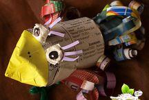Kids - Crafts / Kids crafts diy / by ute