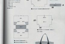 cartamodelli borse