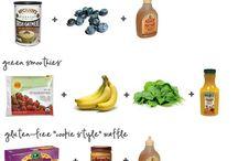 Sensitivity free food / Food we can eat on a brain balance diet