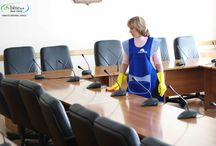 Office Cleaning Services Toronto / We guarantee a clean installation. Our aim is to make a consistency on cleaning, to visitors and you.