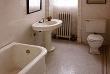 Edwardian Architectural Prompts / Features of an Edwardian property to look out for when choosing your bathrooms