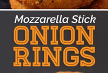 mozzarella onion rings