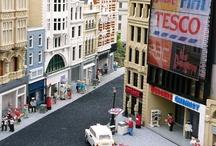 Lego City - Building a Virtual World