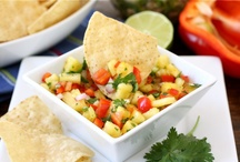 Sauces/salsa's / Healthy