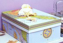 Memory/Vzpomínky / Kam uložit upomínkové předměty z cest