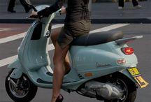 Dobi motoros elegancia, stílus