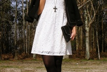 "Fashion&Style: Black&White / by ""Outfit Ideas, by Chicisimo"" Fashion iPhone App"