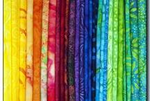 Fabric / by Tanya Shine