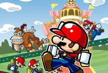 Mario vs. Donkey Kong 2: March of the Mini's / A collection of artwork, screenshots and other images from Mario vs. Donkey Kong 2: March of the Mini's on the Game Boy Advance.   Visit http://www.superluigibros.com/ for more information on this game.