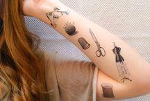 Tatuagens de costura