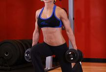 Building muscles tips from the pros / by Tomekia Mccoy