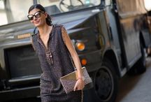 Street Style / All the best street style fashion, from New York to Paris.  Pin your favorite Fall style!
