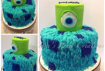 Monster's Inc. Birthday