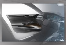 Vehicle_Interier design