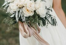 Natures Beauty / Beautiful natural elements brought together to create a stunning wedding.