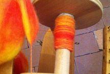 Farmgirls Spinnereien / Wie der Titel schon sagt, zeig ich euch hier Bilder von meinen Spinnereien und alles um das Thema Wolle!