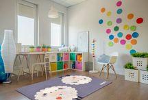 ALFOMBRAS INFANTILES DISEÑOS EXCLUSIVOS / Preciosos diseños exclusivos para los más pequeños de la casa, creados en lana.