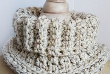Cowls and sweaters