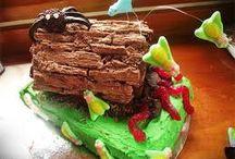Survival Birthday cake