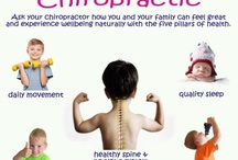 Chiropractic Lifestyle / by Kadin Family Chiropractic & Wellness Center