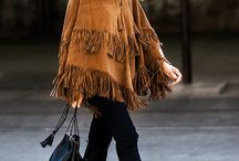 Ponchos / Winter is coming and like Jon Snow, fashion designers prepared for cooler temps.  Take your blankets to the street and stay warm this season in the poncho trend. Visit the site to vote whether you would Flirt, Skirt, or Marry this Winter Fashion Trend. #Fashion #poncho #ponchos