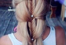 hairstyles / for evly thing