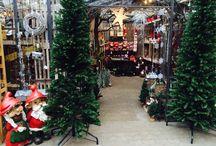 Julehygge og inspiration / Find inspiration til julehygge! Vi har mange ting, der gør julen lidt bedre og smukkere.