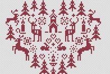 projekt juletræstæppe
