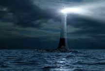 Light In The Night / Lighthouses