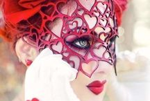 queen of hearts / future party / by Rebecca Hilburn