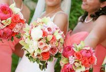 wedding flowers / by Krista Howell