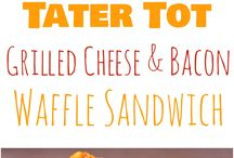 Toasted Jaffles & Grilled Cheese